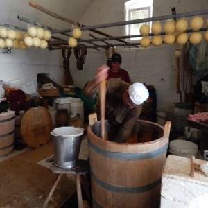 sei-su-immagine-raffigurante-il-pastore-gaetano-scarilli-intento-a-preparare-il-caciocavallo-podolico