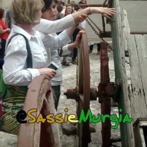 sei-su-immagine-raffigurante-una-donna-aiuta-la-sua-amica-cieca-a-toccare-un-carretto-nei-sassi
