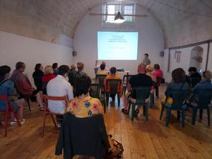 Avvio delle attività progettuali nella sede di Iac Centro Arti Integrate di Matera