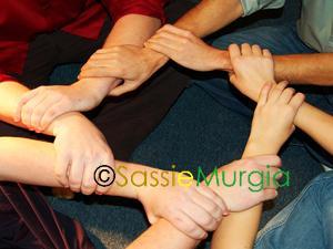 sei-su-immagine-raffigurante-logo-braccia-e-mani-unite-a-formare-una-rete